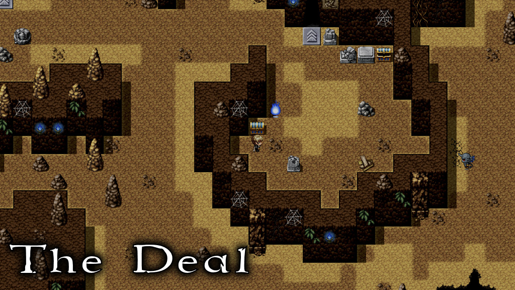 The Deal RPG Newly-found Ruind