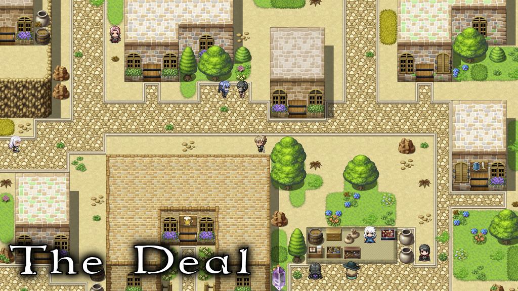 The Deal RPG Karydos Capital