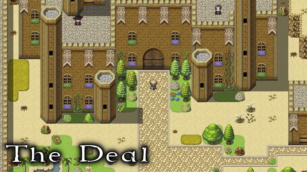The Deal RPG Karydos Castle
