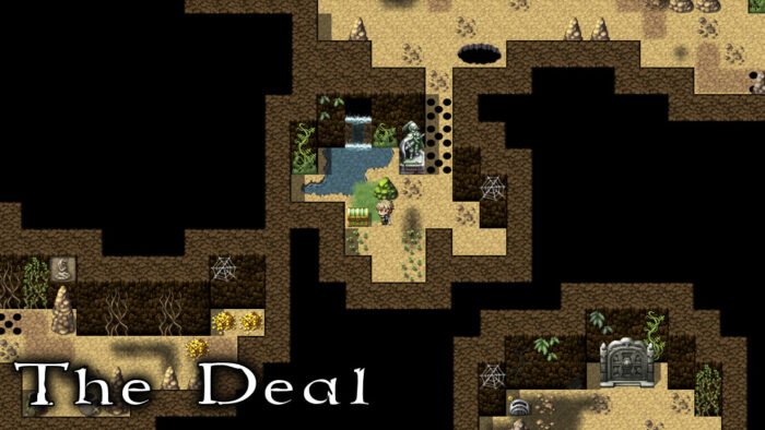 The Deal RPG Long-lost Cave