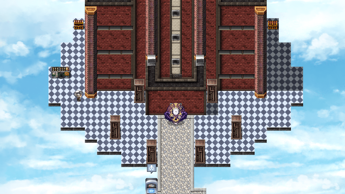 Aplestia - Clockwork Tower