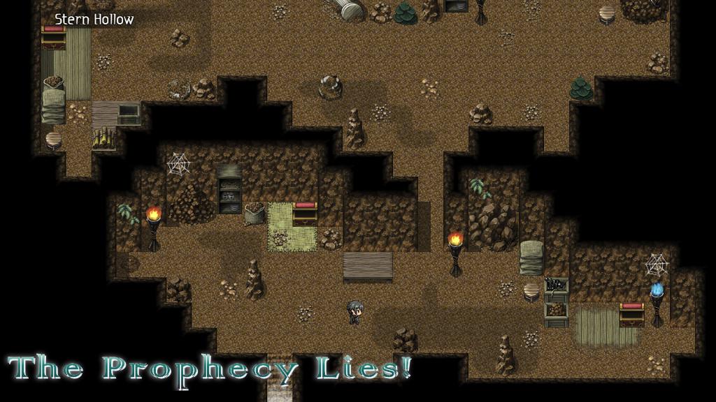 The Prophecy Lies! Screenshot 2
