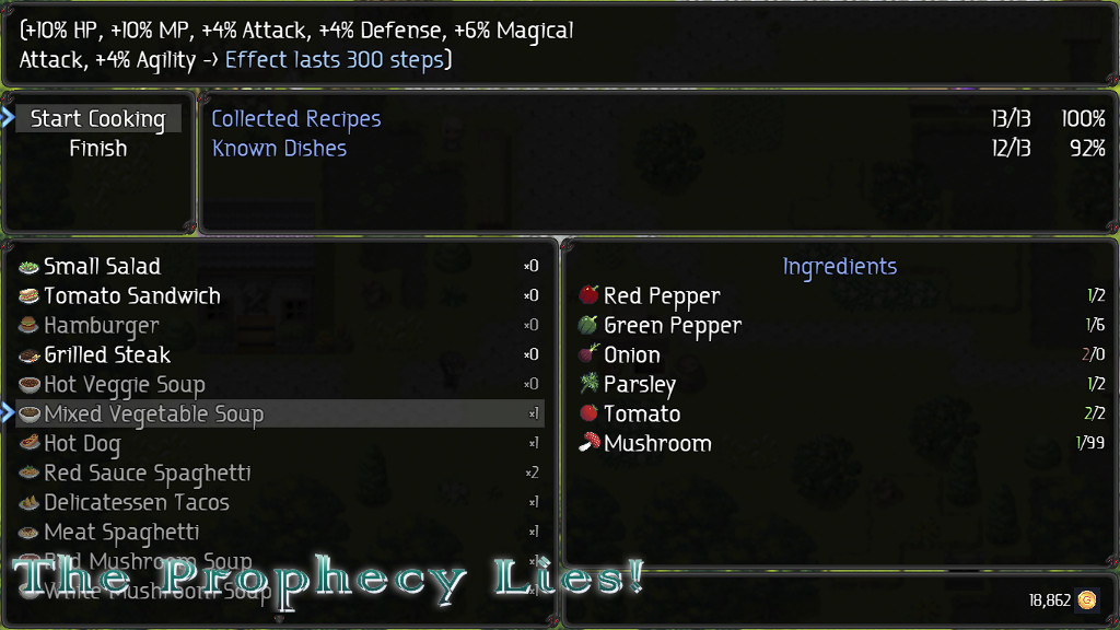 The Prophecy Lies! Screenshot 3