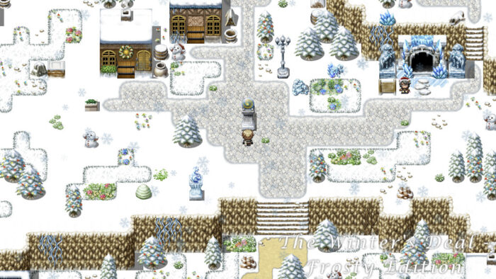 The Winter's Deal - Frosty Edition Valley