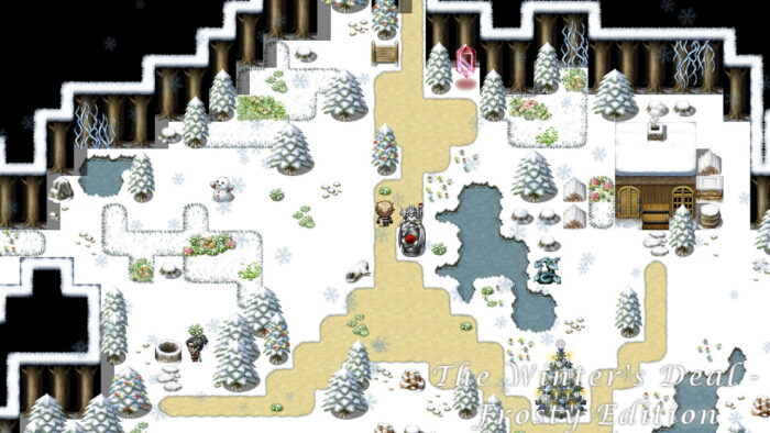 The Winter's Deal - Frosty Edition Forest Outskirts