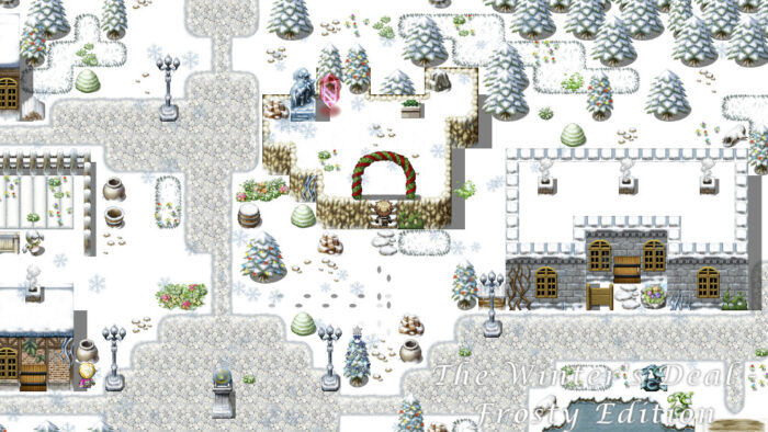 The Winter's Deal - Frosty Edition Town