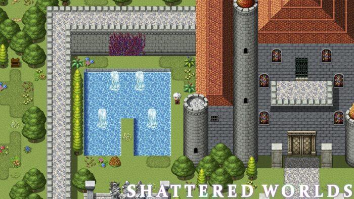 Shattered World RPG Castle