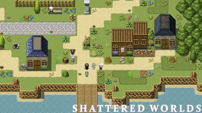 Shattered World RPG Dothe Town 2