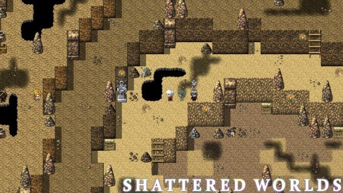 Shattered World RPG Hulsu Mines