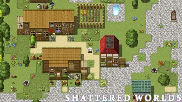 Shattered World RPG Dothe Town 1