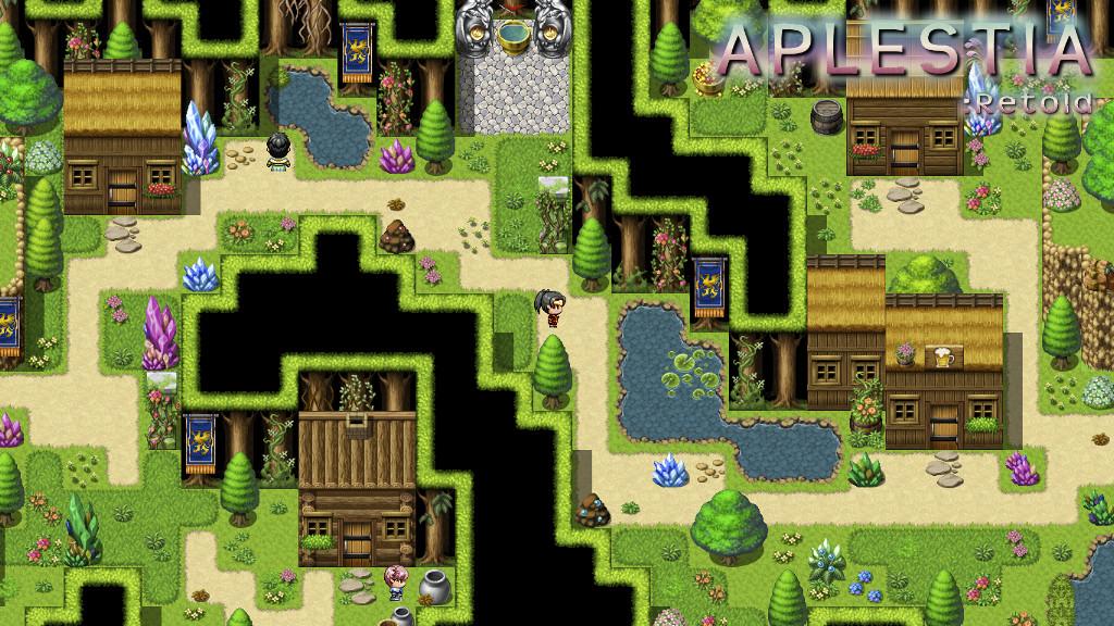 Aplestia:Retold Kindynos Forest Village