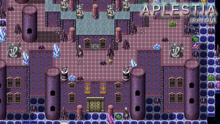 Aplestia:Retold Otherworld Castle