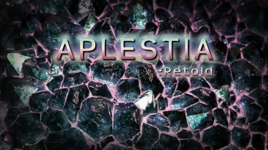 Aplestia Retold Title